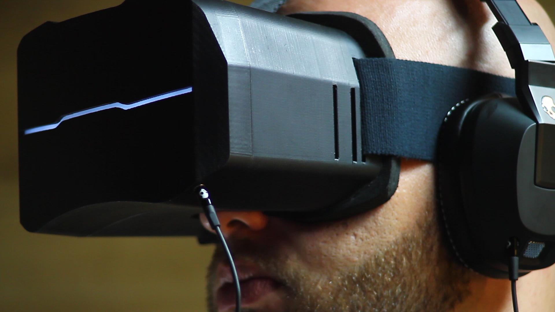 Visus VR Headset