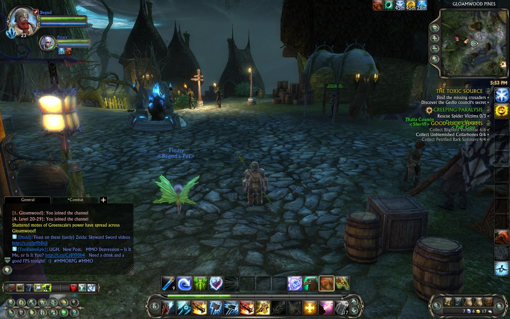 Virtual Reality MMORPG – People will never leave their homes