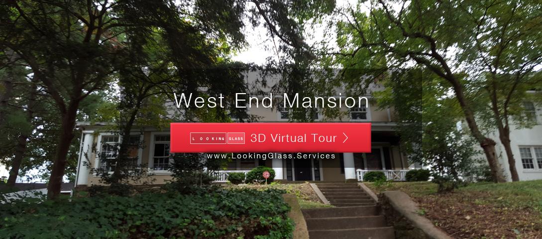 3D Tours-West End Mansion