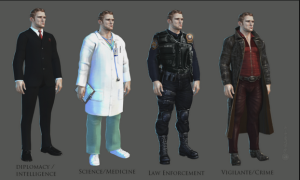 Examples of Xvirent Classes