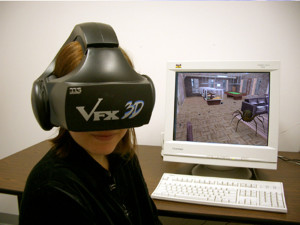Virtual Reality Exposure Therapy