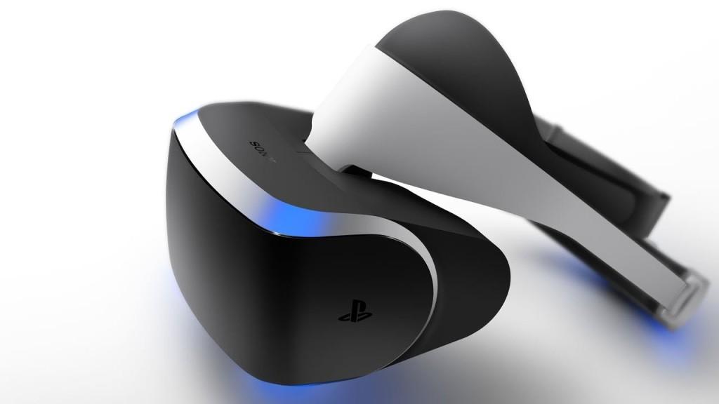 Sony Project Morpheus Virtual Reality Headset