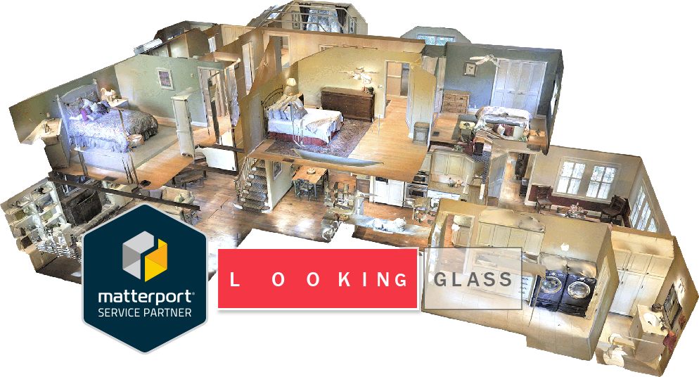 Looking Glass Becomes a Matterport Service Partner