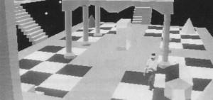 Virtual Room Ivan Sutherland