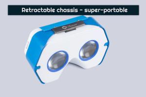 dscvr Virtual Reality Headset