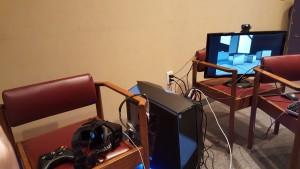 February 2016 TVR MeetUp Demo Setup