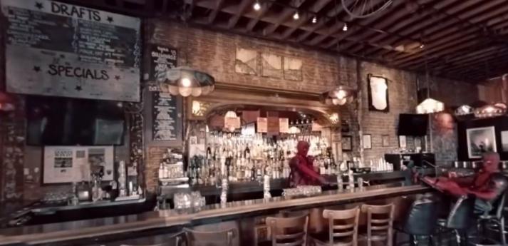 360 video tour of deadpool bar