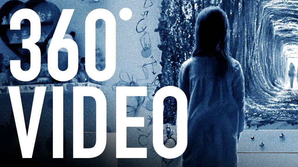 360 video tour paranormal activity