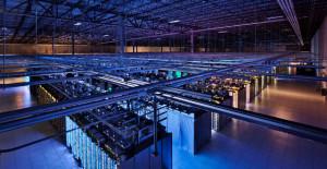 Google Data Center 3D Video Tour