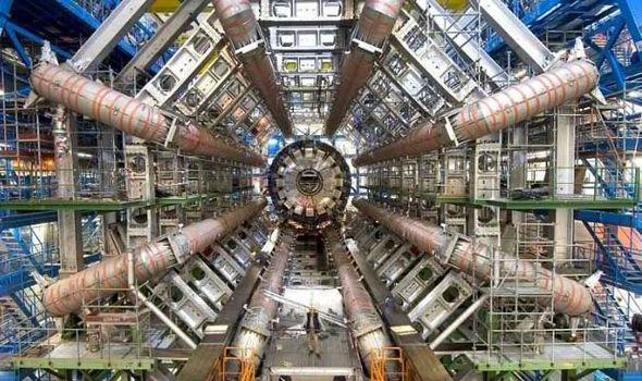 Large Hadron Collider LHC 3D Video Tour