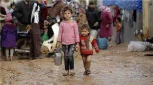 Syrian Refugees 3D Video Tour