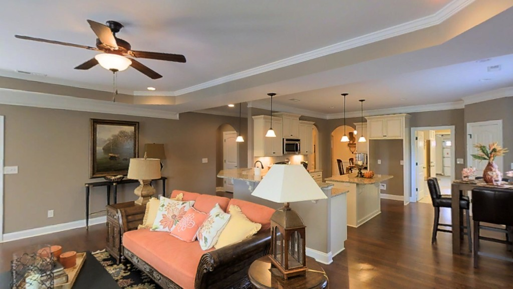 360 Property Tour of 6194 Barrington Oaks Drive, Clemmons, NC 27012