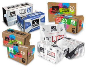 Unofficial Cardboard Products