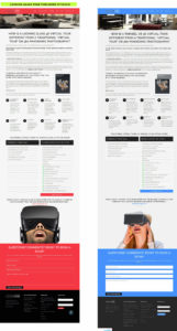 Tarheel VR steals our 3D Virtual Tour page content