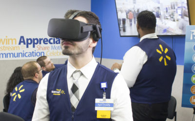 Using Virtual Reality For On the Job Training