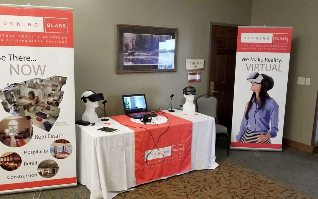The 2017 ABC Carolinas Construction Safety and HR Conference Looking Glass Services Booth
