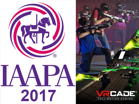 Looking Glass Services, Inc. is at IAAPA 2017