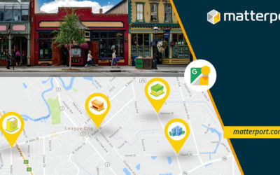 Matterport Virtual Tours Now Work in Google Street View