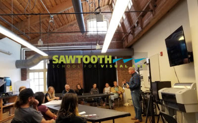 Looking Glass Services Presents Virtual Reality at The Sawtooth Center
