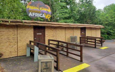 Expedition Africa VR Safari at The North Carolina Zoo