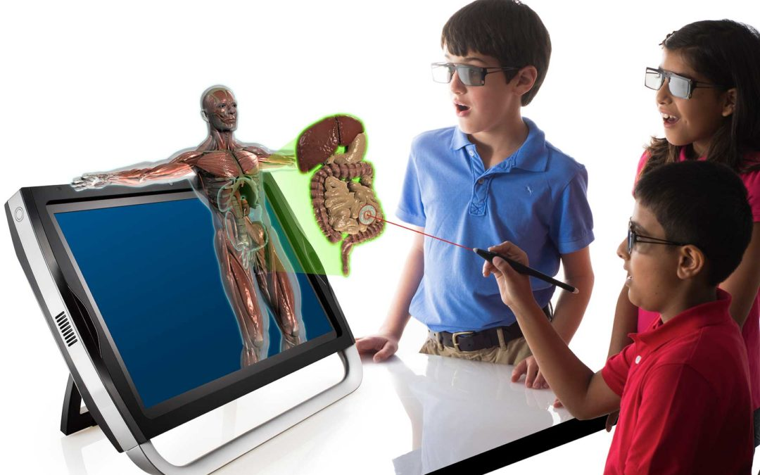 Using Virtual Reality and Augmented Reality in Immersive Learning