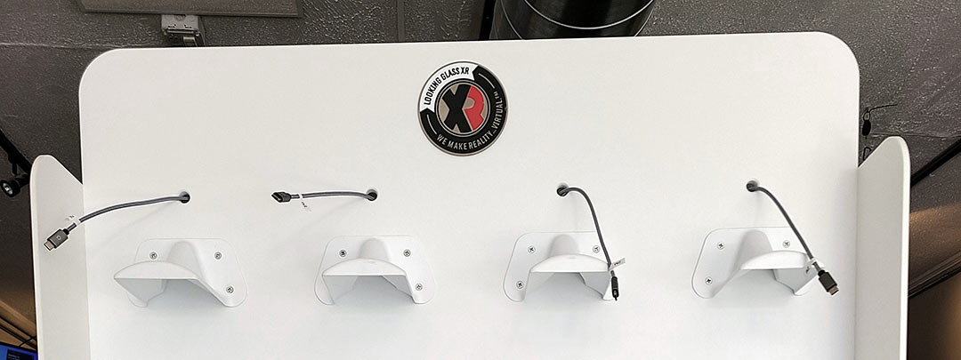 VR PowerWall Advertising Marquee